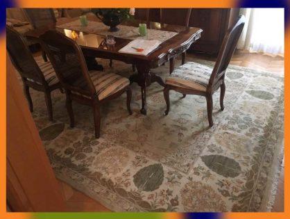 Nettoyage tapis et moquette directement chez le particulier Paris 75005