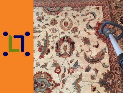 Nettoyage de tapis d'Orient à domicile Paris