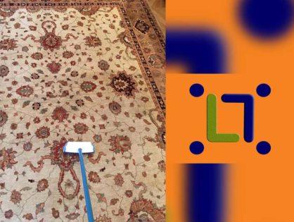 Nettoyage de tapis d'Orient à domicile Paris 75015